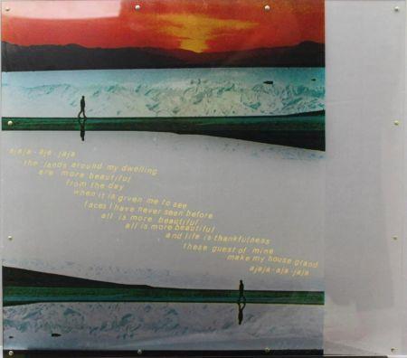 Sérigraphie Rauschenberg - Opal Gospel Panel VI