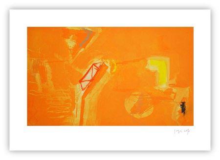 Gravure Capa - Orange - yellow