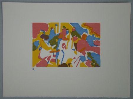 Gravure Sur Bois Kandinsky - Orientalisches, 1911