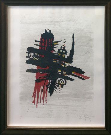 Lithographie Lam - Orsa Maggiore #7506