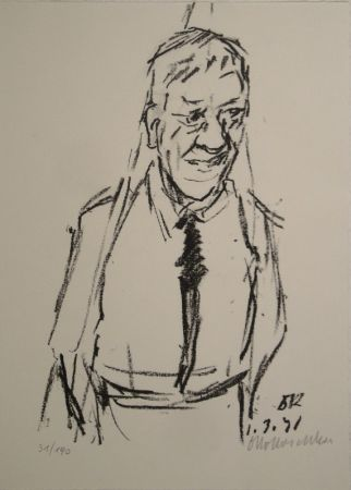 Livre Illustré Kokoschka - Oskar Kokoschka. Das druckgraphische Werk / Das druckgraphische Werk II