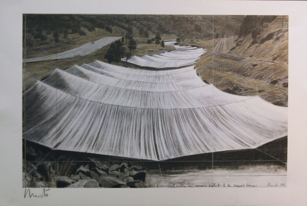 Offset Christo - OVER THE RIVER