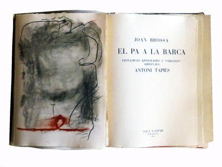 Livre Illustré Tàpies - Pa a la Barca