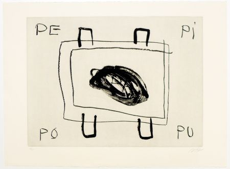 Gravure Solano - PA, PE, PI, PO, PU. III