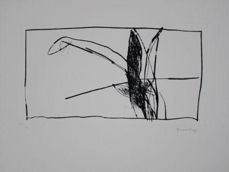 Pointe-Sèche Hernandez Pijuan - Paisatge amb xiprers V / Landscape with Cypresses V