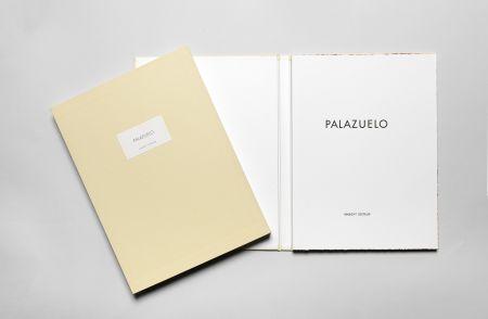 Livre Illustré Palazuelo - Palazuelo DLM 184 de luxe signé