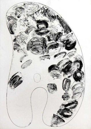 Gravure Dine - Palette III