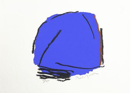 Sérigraphie Bechtold - Palma Azul