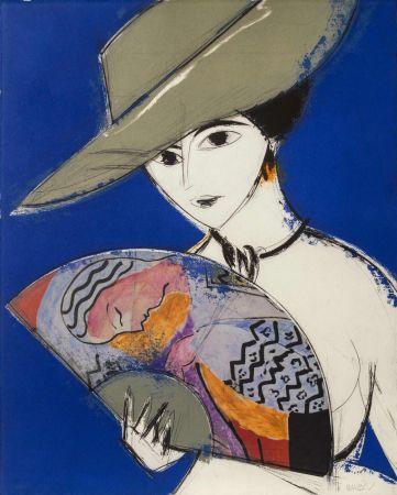 Eau-Forte Et Aquatinte Valdés - Pamela III - Chagall