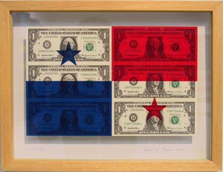 Aucune Technique Gagnon - Panama Dollarization Flag