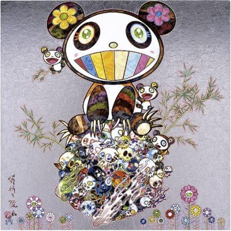 Offset Murakami - Panda and Panda Cubs