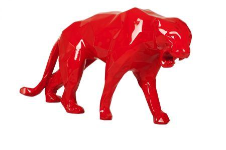 Aucune Technique Orlinsky - Panthère (born wild) Rouge