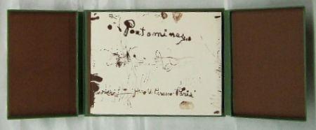 Livre Illustré Paris - Pantominas & etc.