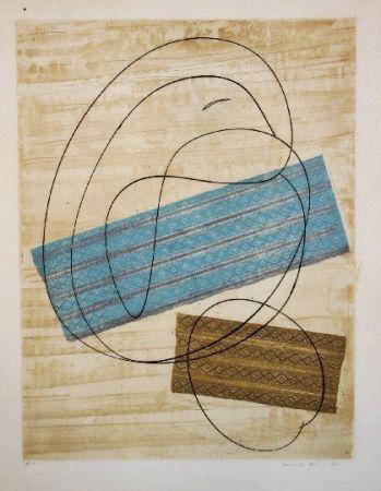 Eau-Forte Et Aquatinte Ernst - Papier peint