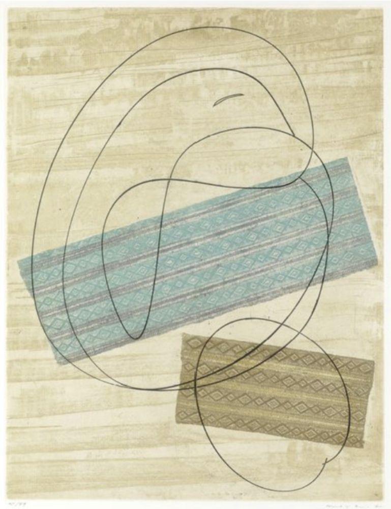 Eau-Forte Et Aquatinte Ernst - Papier peint / Wallpaper