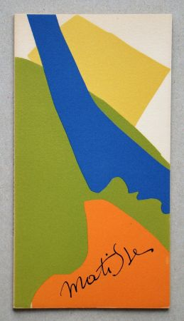 Livre Illustré Matisse - Papiers Découpés