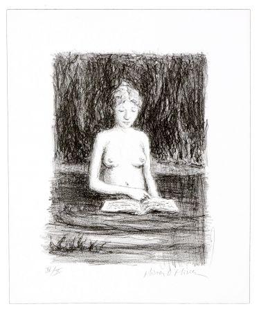 Lithographie Olivier O - Par les deux bouts