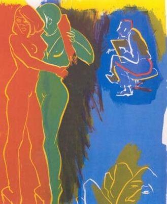 Lithographie Jones - Para Adultos