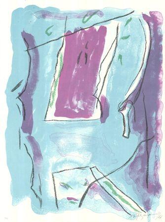 Lithographie Ràfols Casamada - Parc-4