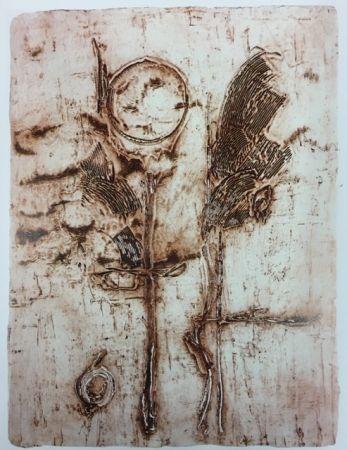 Eau-Forte Frankenthaler - Parets