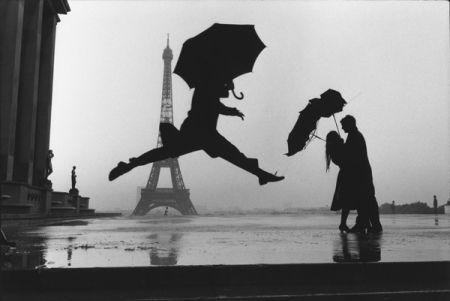 Photographie Erwitt - Paris