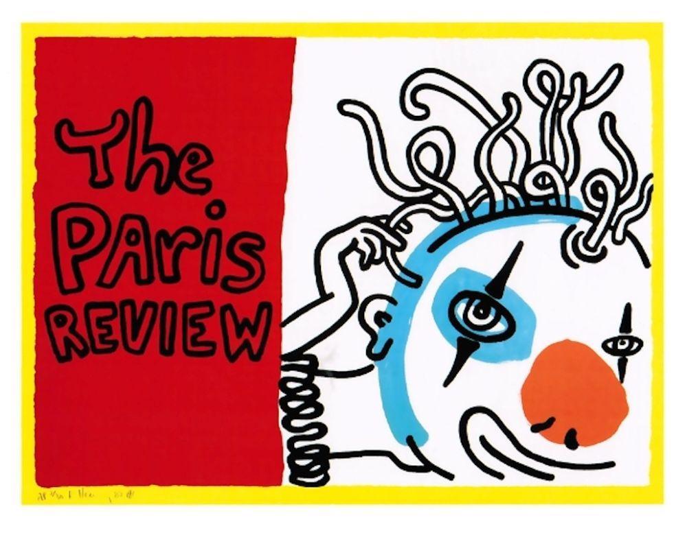 Sérigraphie Haring - Paris Review