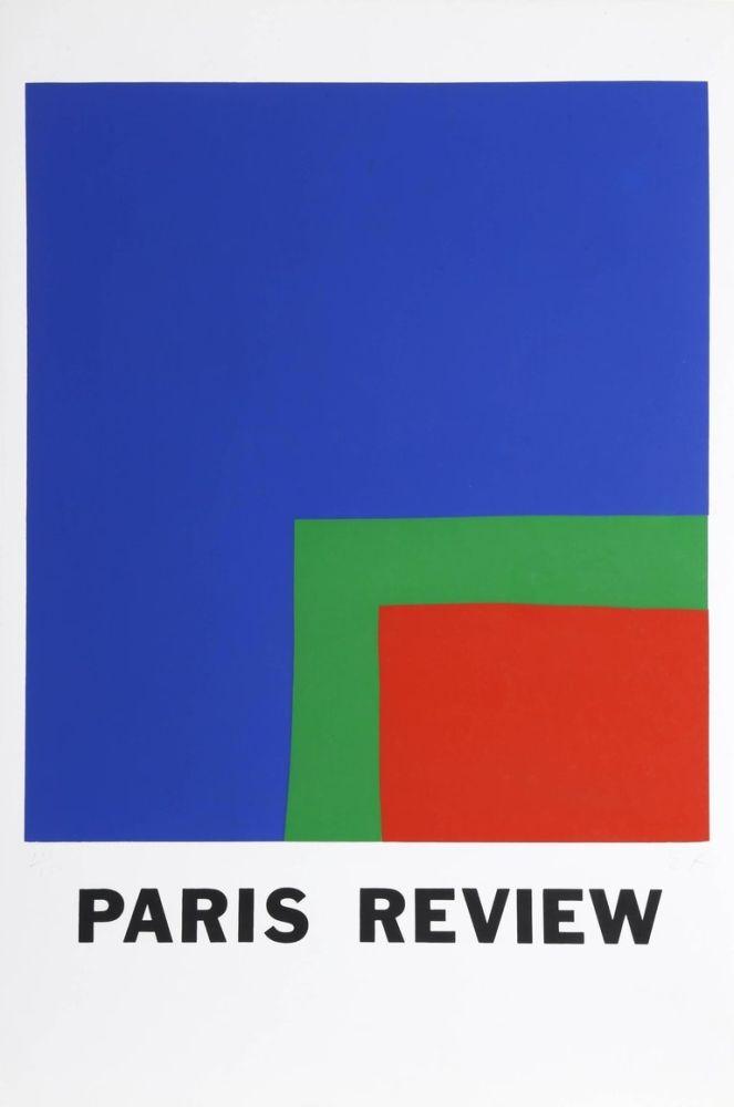 Sérigraphie Kelly - Paris Review