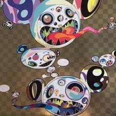 Offset Murakami - Parralel Universe
