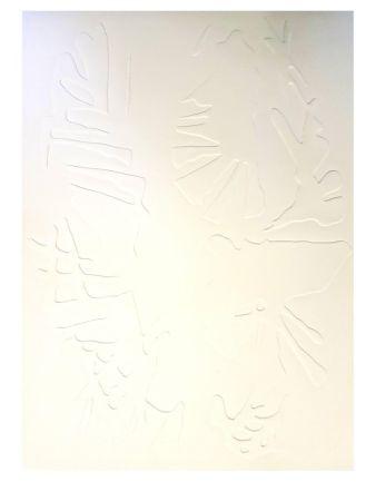 Lithographie Hajdu - Partie de Chasse