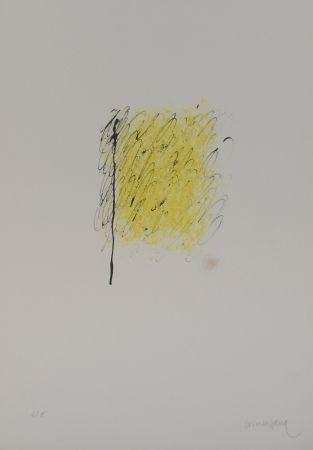 Lithographie Cormenzana - Pas de dansa 6