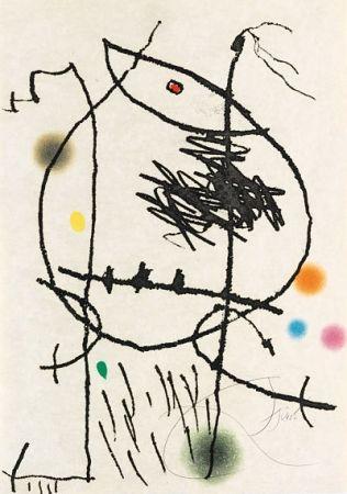 Eau-Forte Et Aquatinte Miró - Passage de l'Égyptienne 4