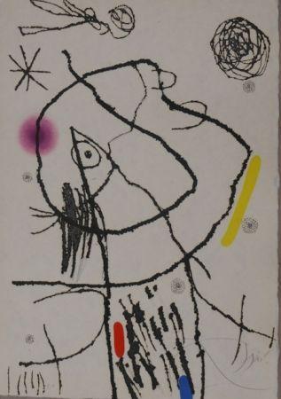 Eau-Forte Miró - Passage de L'Egyptienne