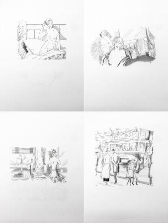 Livre Illustré Laboureur - Paul-Jean Toulet: LES CONTRERIMES.