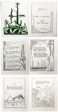 Livre Illustré Dominguez - Paul Éluard : POÉSIE ET VÉRITÉ 1942