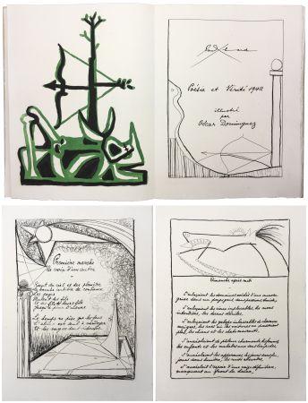 Livre Illustré Dominguez - Paul Éluard : POÉSIE ET VÉRITÉ 1942. 31 gravures originales (1947).