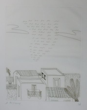 Pointe-Sèche Fassianos - Paysage