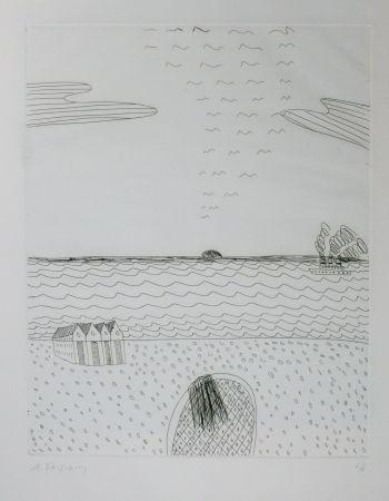 Pointe-Sèche Fassianos - Paysage de mer