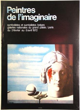 Offset Magritte - Peintre de L'Imaginaire