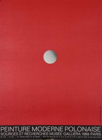Lithographie Cieslewicz  - Peintures Modernes Polonaises