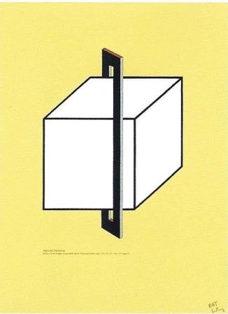Lithographie Molins - Penetracion imposible