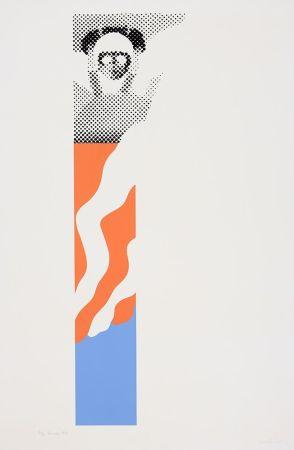 Sérigraphie Laing - Pennon