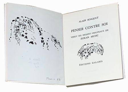 Livre Illustré Music - Penser contre soi