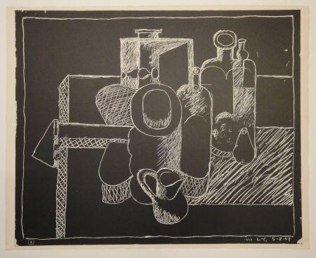 Lithographie Le Corbusier - Petite