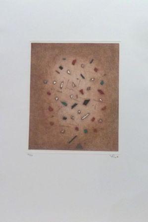 Gravure Piza - Petite lueur