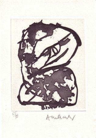 Livre Illustré Alechinsky - Petites Huiles