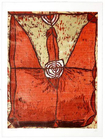 Lithographie Toledo - Phallus