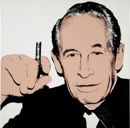 Sérigraphie Warhol - Philip Rosenthal
