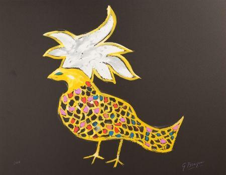 Lithographie Braque - Phoenix