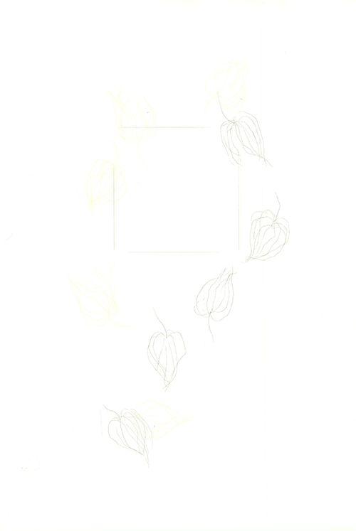 Gravure Nishikawa - Physalis
