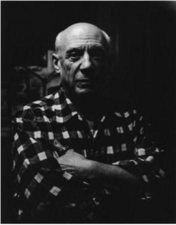 Photographie Clergue - Picasso